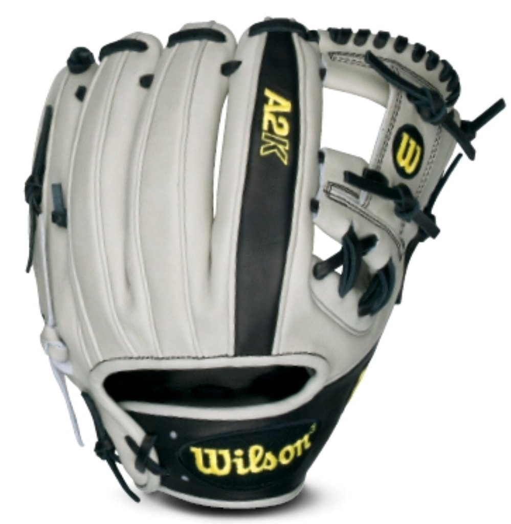 Wilson A2k 1786 Ghost Wilson Glove Of The Month